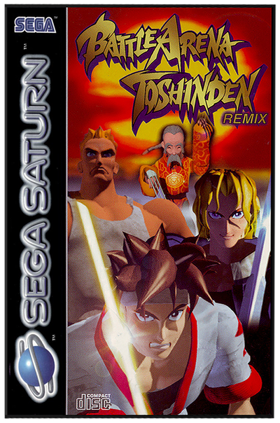 Battle arena toshinden remix (europe)