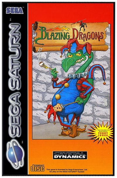 Blazing dragons (europe)