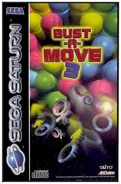 Bust a move 3 (europe)
