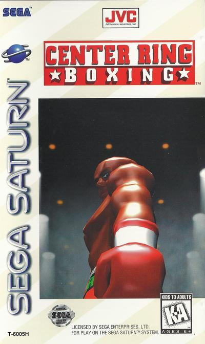 Center ring boxing (usa)