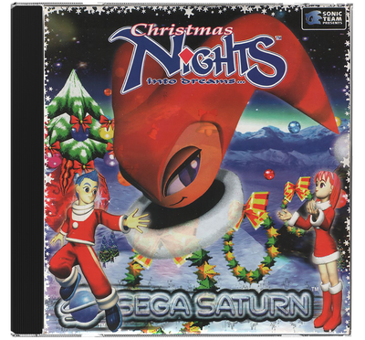 Christmas nights into dreams... (europe)