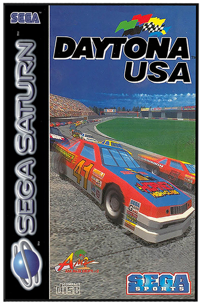 Daytona usa (europe)