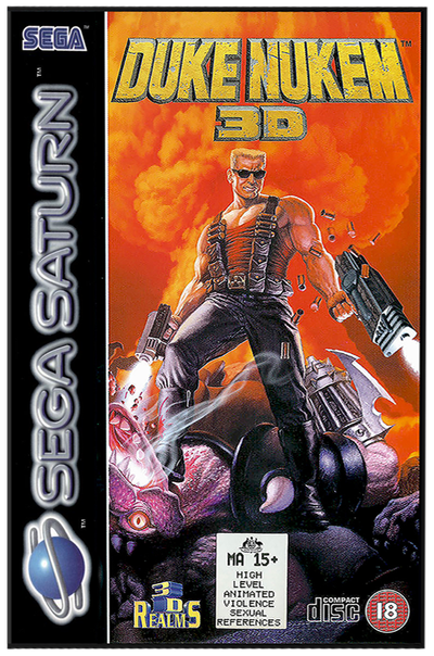 Duke nukem 3d (europe)