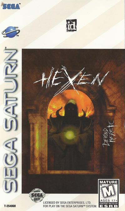 Hexen   beyond heretic (usa)