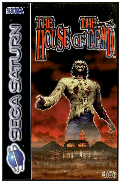 House of the dead, the (europe)