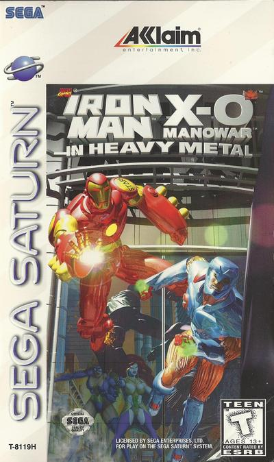 Iron man x o manowar in heavy metal (usa)