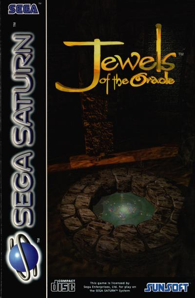 Jewels of the oracle (europe)