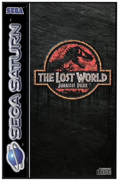 Lost world, the   jurassic park (europe)