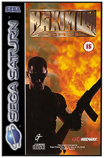 Maximum force (europe)