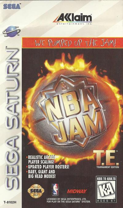 Nba jam tournament edition (usa)