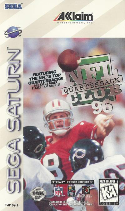 Nfl quarterback club '96 (usa)