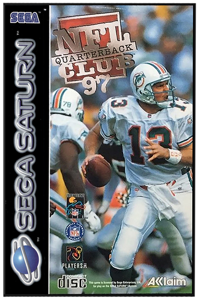 Nfl quarterback club 97 (europe)