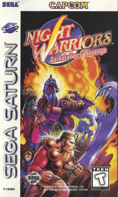 Night warriors   darkstalkers' revenge (usa)