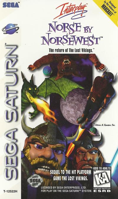 Norse by norsewest   the return of the lost vikings (usa)