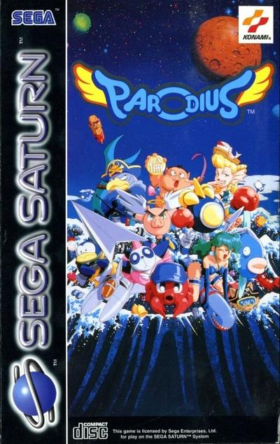 Parodius (europe)