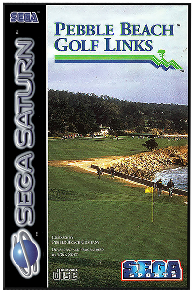 Pebble beach golf links (europe) (4s)