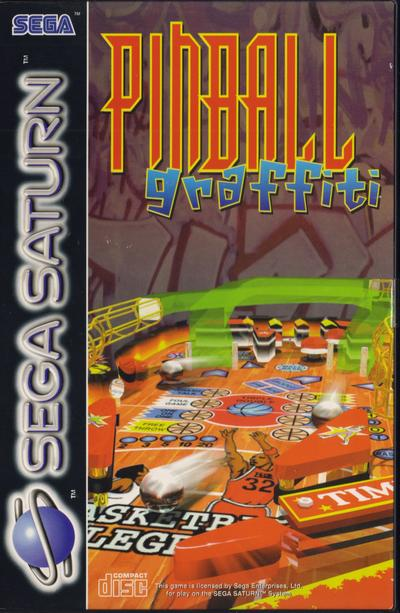 Pinball graffiti (europe)