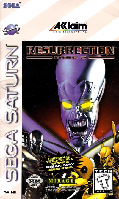 Resurrection   rise 2 (usa)