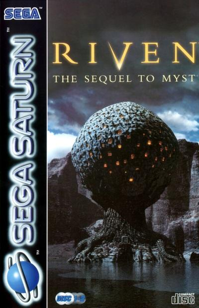 Riven   the sequel to myst (disc 1) (europe)