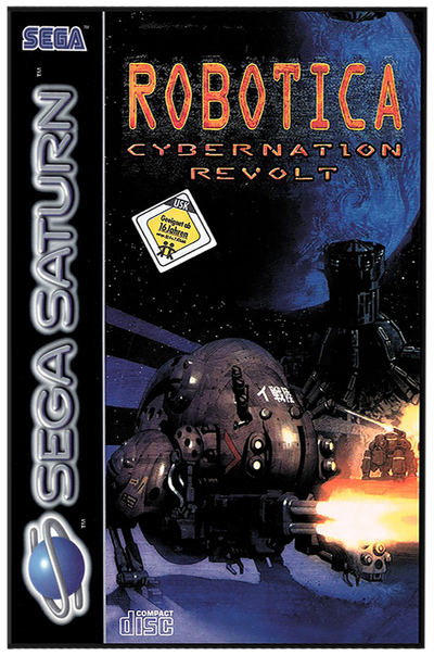 Robotica   cybernation revolt (europe)