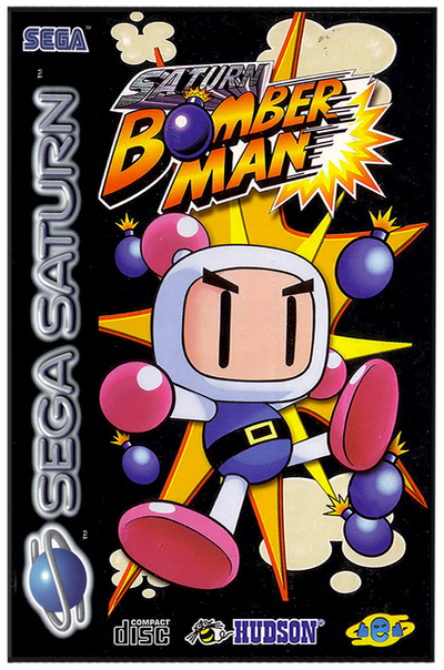 Saturn bomberman (europe)