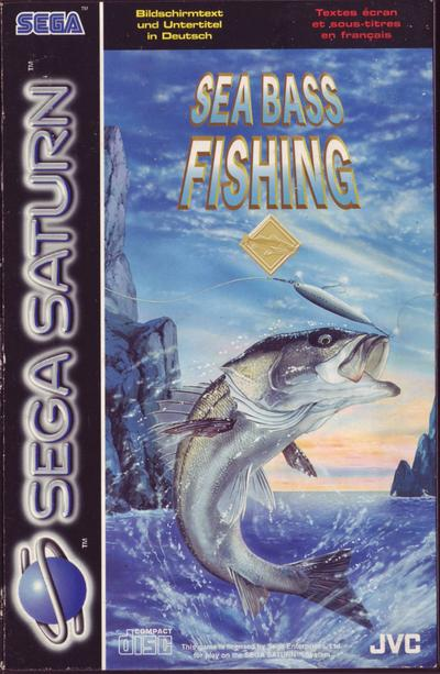 Sea bass fishing (europe)