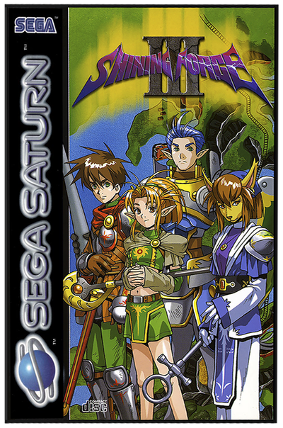Shining force iii (europe)