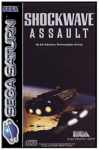 Shockwave assault (europe)