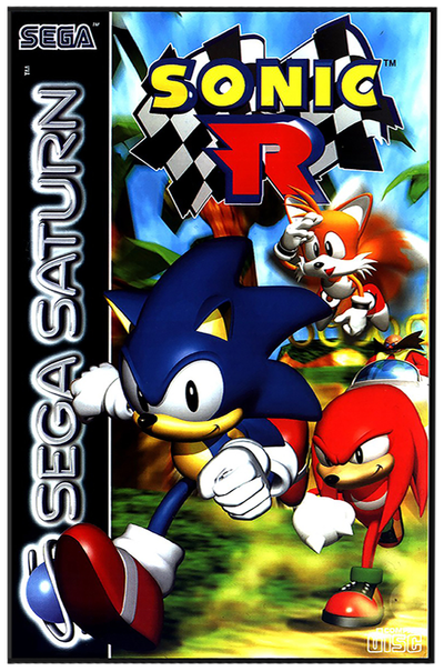Sonic r (europe)