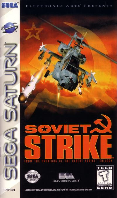 Soviet strike (usa)