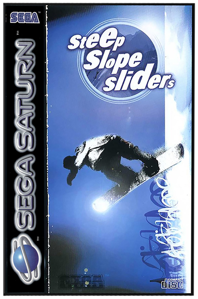 Steep slope sliders (europe)
