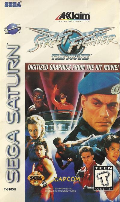 Street fighter   the movie (usa)