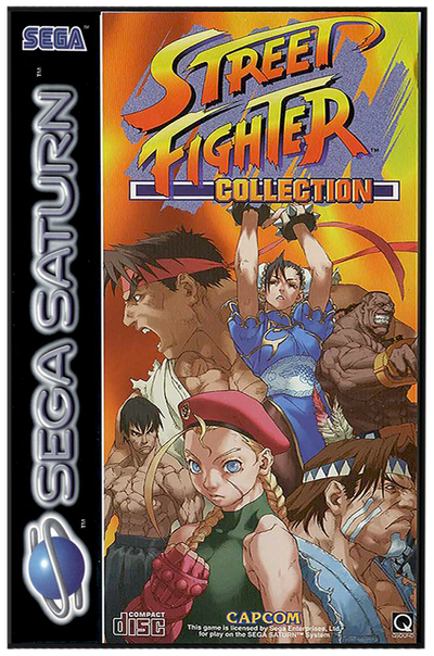 Street fighter collection (europe) (disc 1)