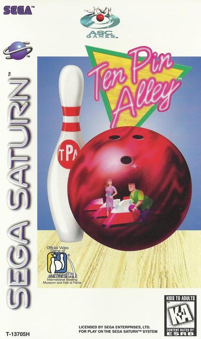 Ten pin alley (usa)