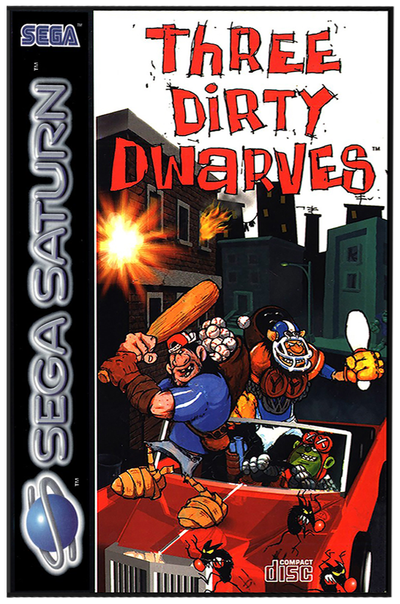 Three dirty dwarves (europe)