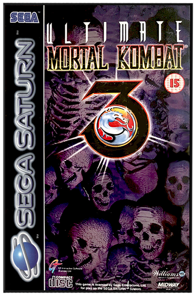 Ultimate mortal kombat 3 (europe)