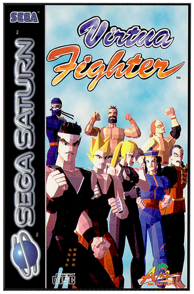 Virtua fighter (europe) (made in usa)