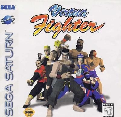 Virtua fighter (usa)