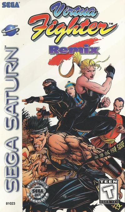 Virtua fighter remix (usa)