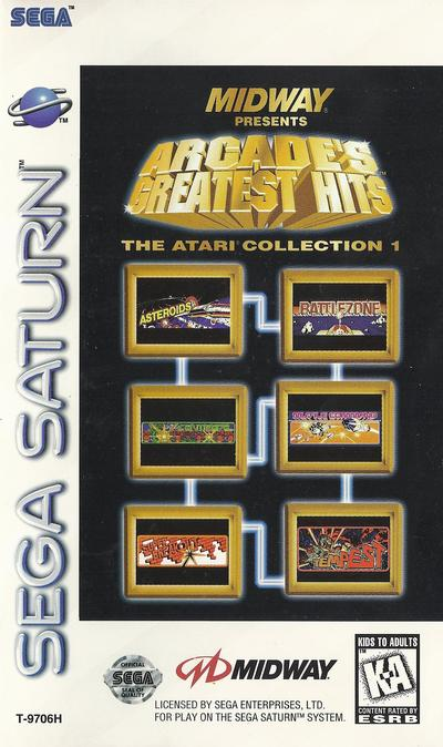 Arcade's greatest hits   the atari collection 1 (usa)