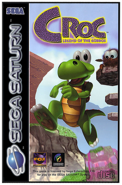 Croc   legend of the gobbos (europe)