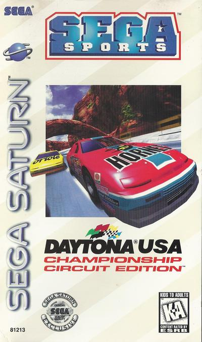 Daytona usa   championship circuit edition (usa)