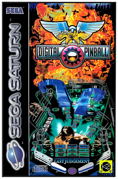 Digital pinball (europe)