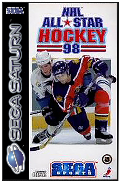 Nhl all star hockey 98 (europe)